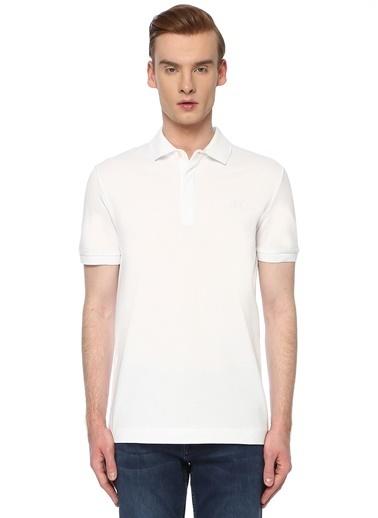 Lacoste Erkek Polo Yaka Tişört 101509919 Beyaz